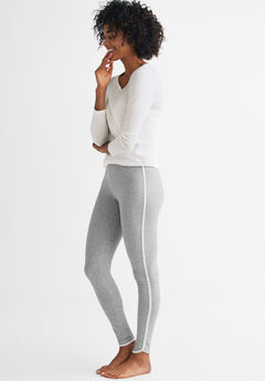 Side Stripe Sleep Legging by ellos® d90b2e432