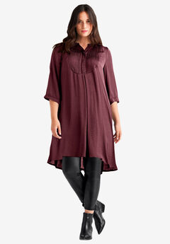 Studded Tunic Dress by ellos®,