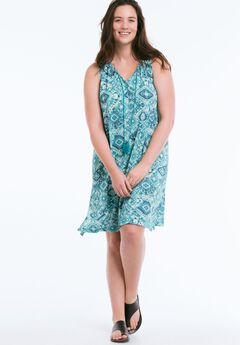 Seashore Coverup Dress by ellos®,