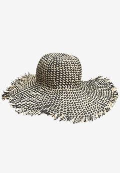 Floppy Straw Hat by ellos®,