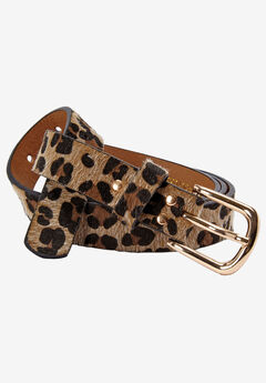 Animal Print Belt by ellos®, ANIMAL PRINT