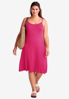Knit Tank dress by ellos®,