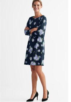 Back Zip Knit Dress by ellos®,