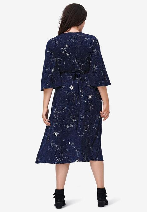 d17d7abe305ac Empire Waist Midi Dress by ellos®