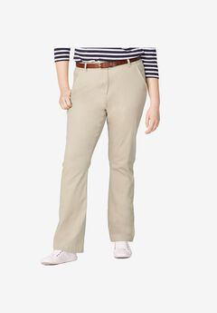 Classic Chino Pants by ellos®, STONE