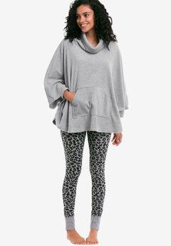 b9e83056d6d Fair Isle Fleece Pajama Pants by ellos®