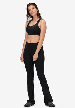 Bootcut Ponte Leggings by ellos®,