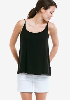 Braided Strap Tank Top by ellos®,