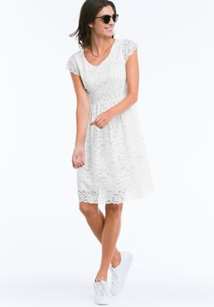 Tea Lace Dress by ellos®,