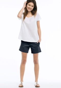 Chino Shorts by ellos®, NAVY