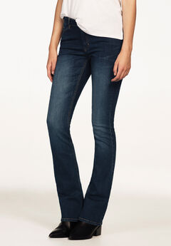 Bootcut jeans by ellos®, MEDIUM STONEWASH