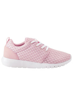 Mesh Lace-Up Sneakers by ellos®,