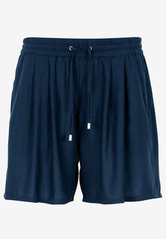 Woven Drawstring Shorts by ellos®,