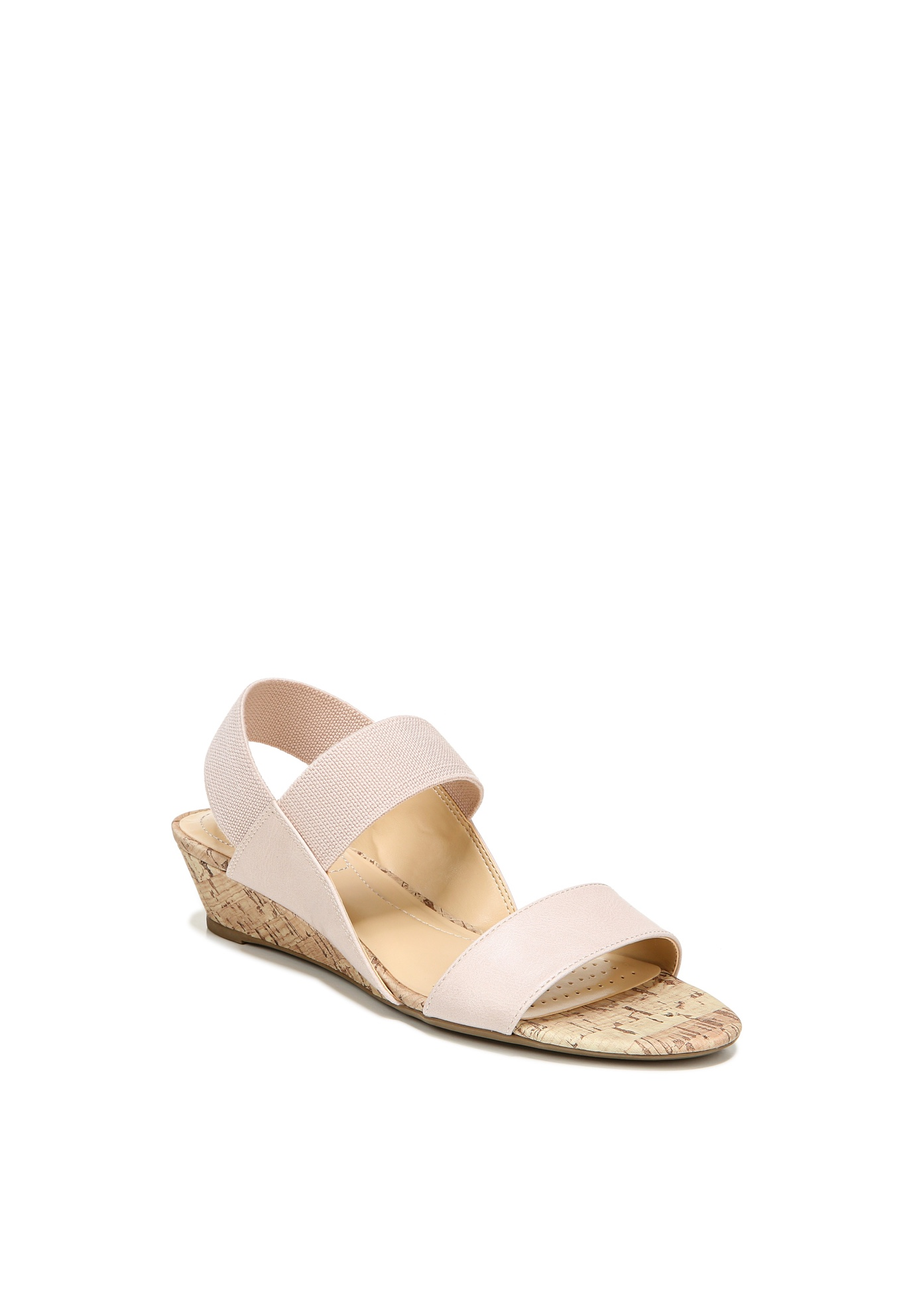 Yoko Wedge Sandal by LifeStride,