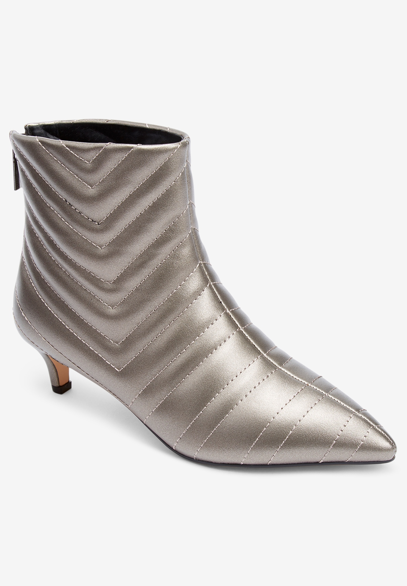 The Drusilla Bootie by Comfortview®,