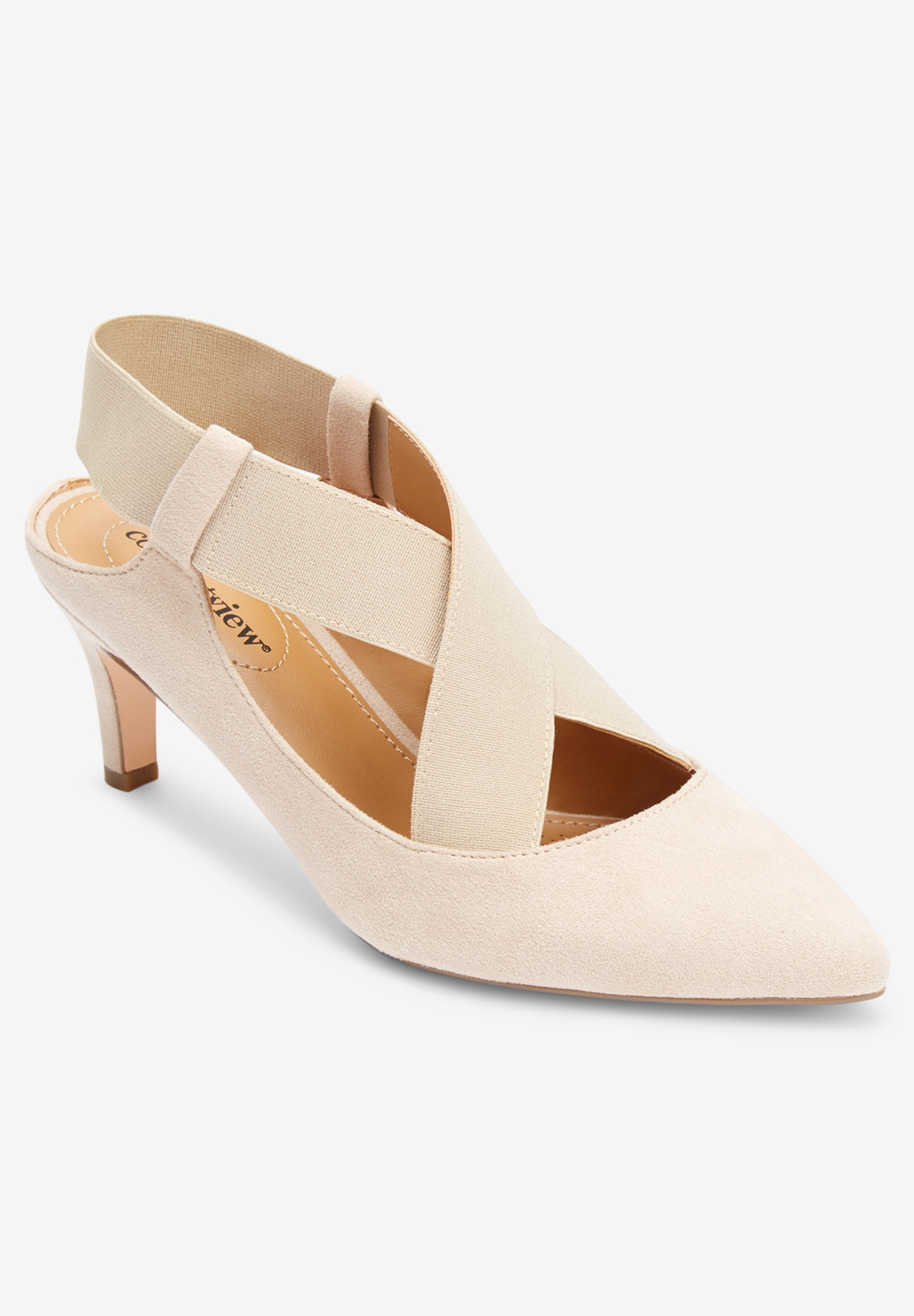 The Elettra Pump by Comfortview®,