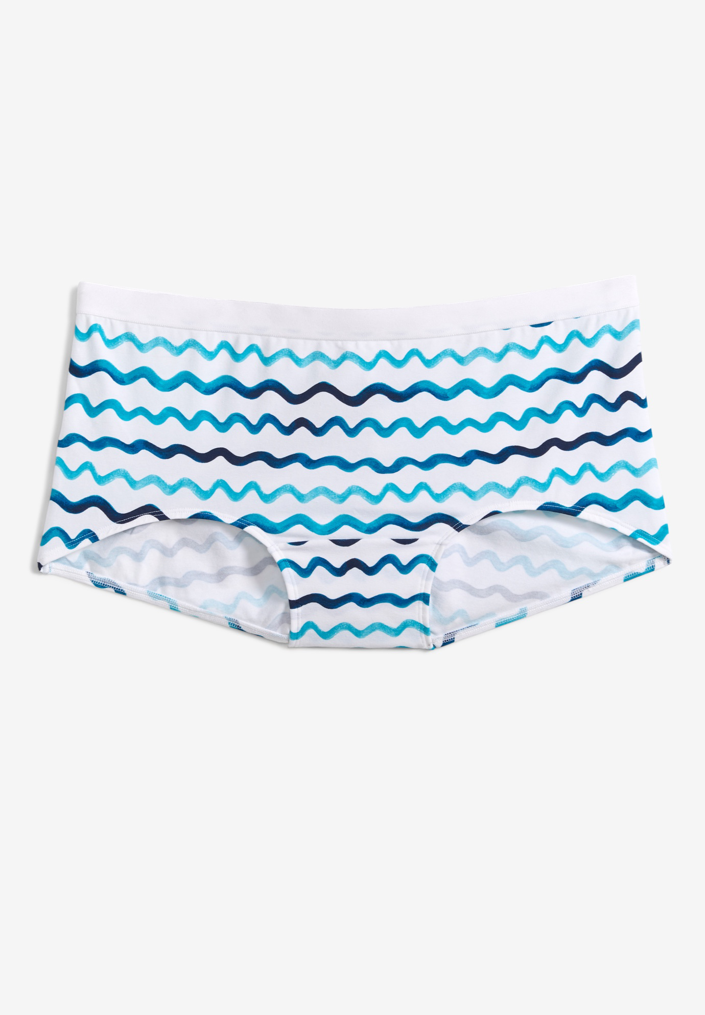 Cotton Boyshort,