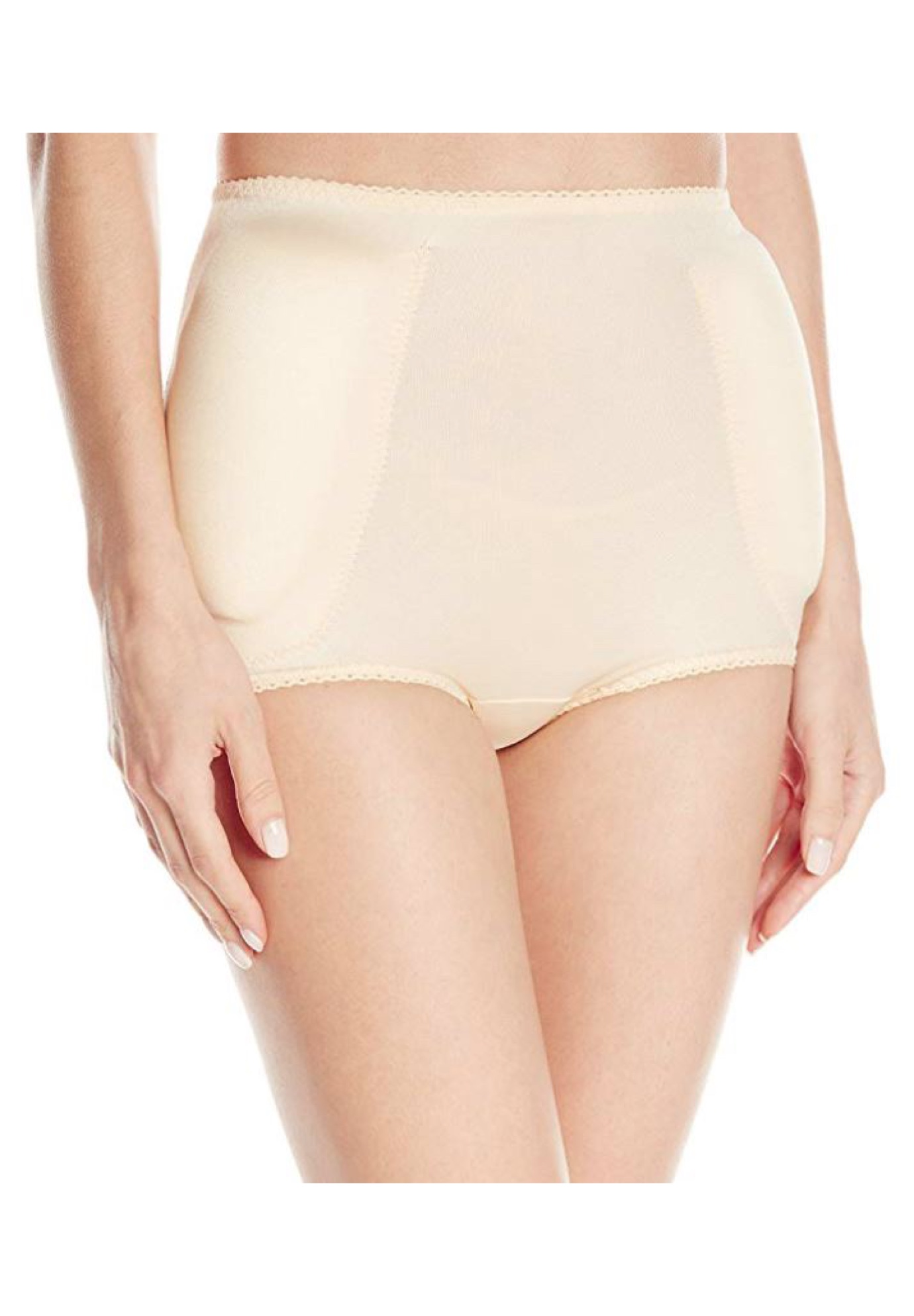 Rago 4 -Sided Padded Panty Brief,