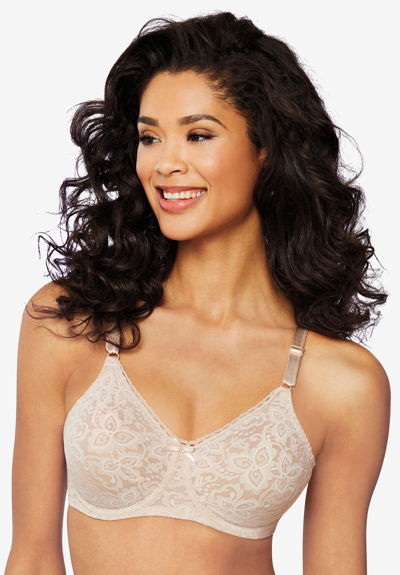 Bali® Lace 'n Smooth® Bra 3432,