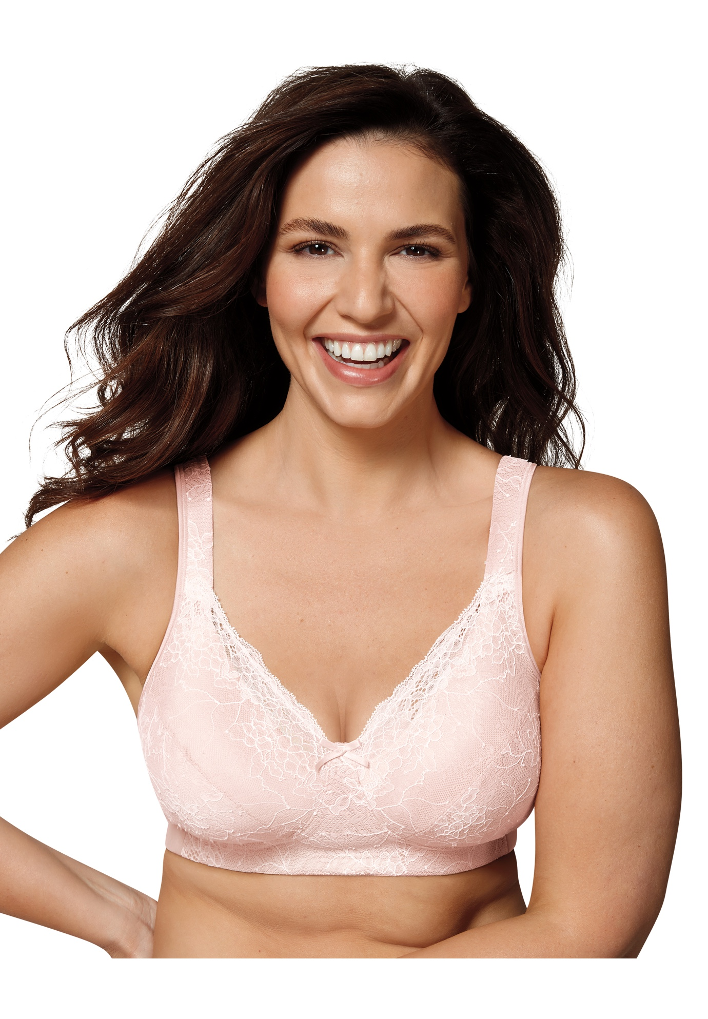 18 Hour Gorgeous Lift Wirefree Bra,