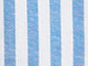 Striped Button-Front Tunic by ellos®, CORNFLOWER BLUE STRIPE, swatch