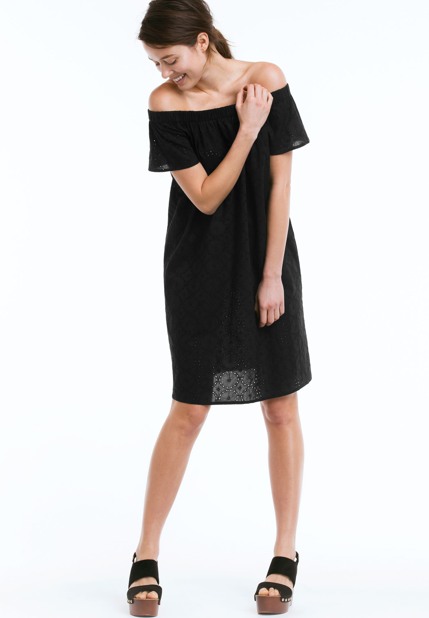 Eyelet Dress by ellos®,
