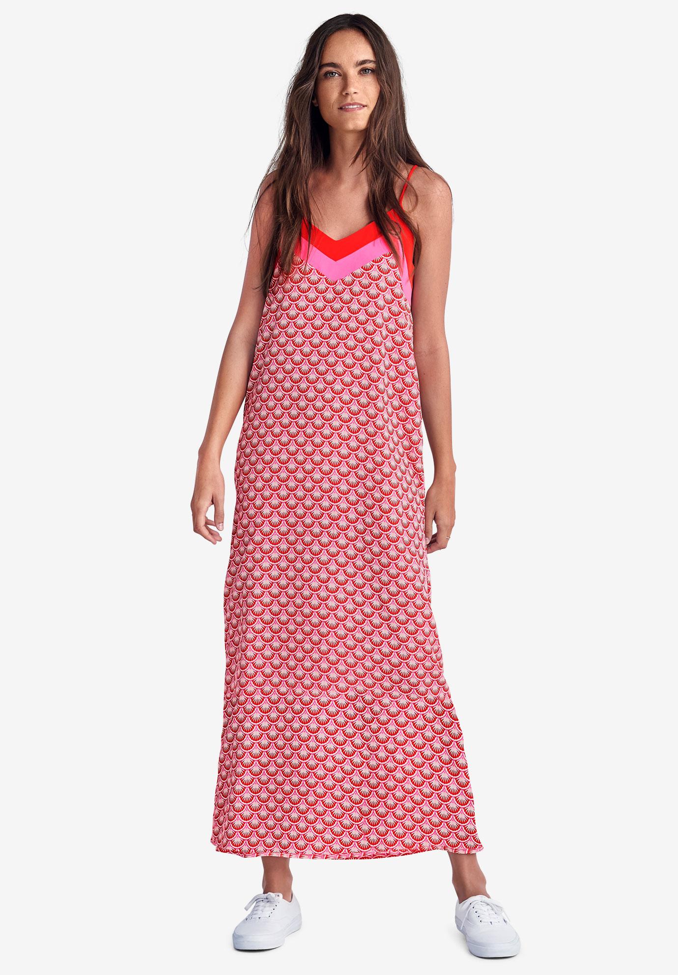Colorblock Maxi Dress by ellos®