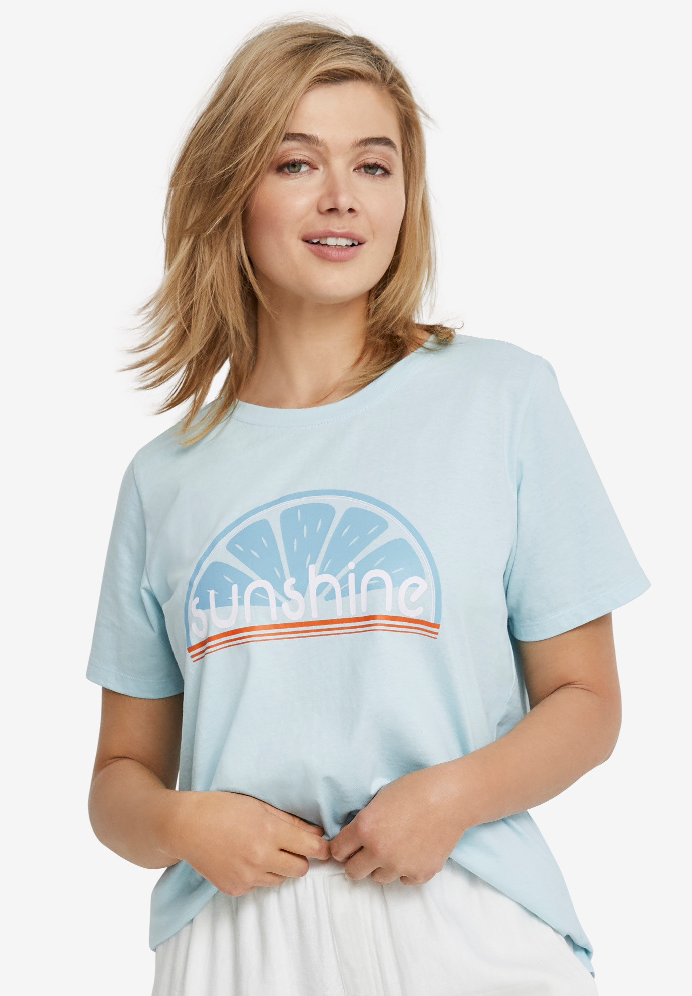 Sunshine Graphic Tee,