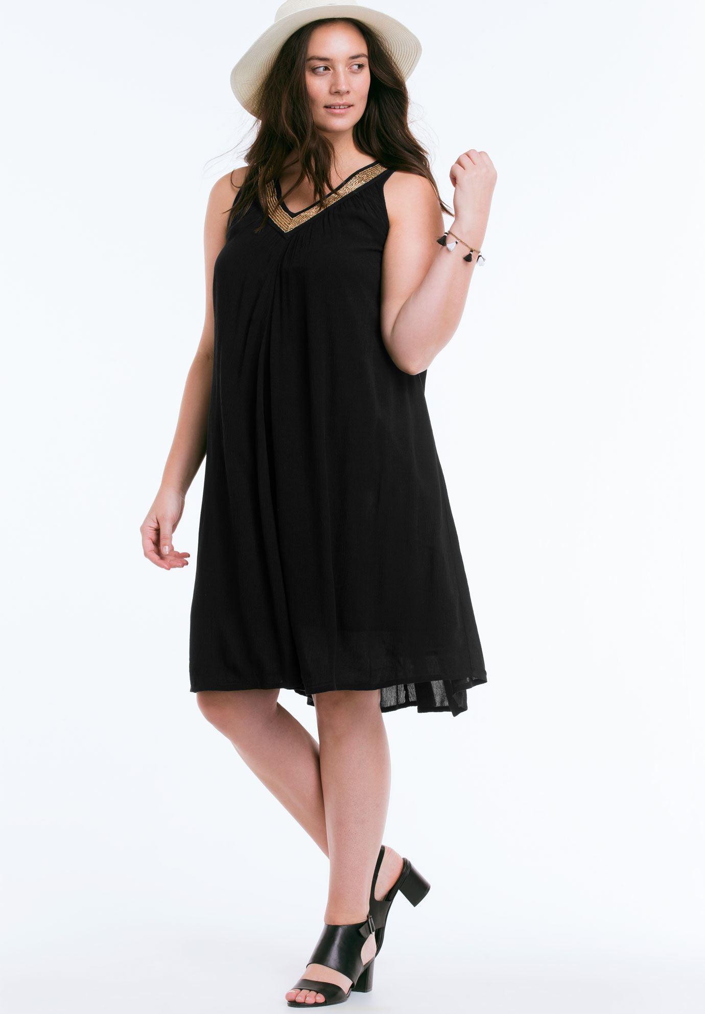 Goddess Dress by ellos®