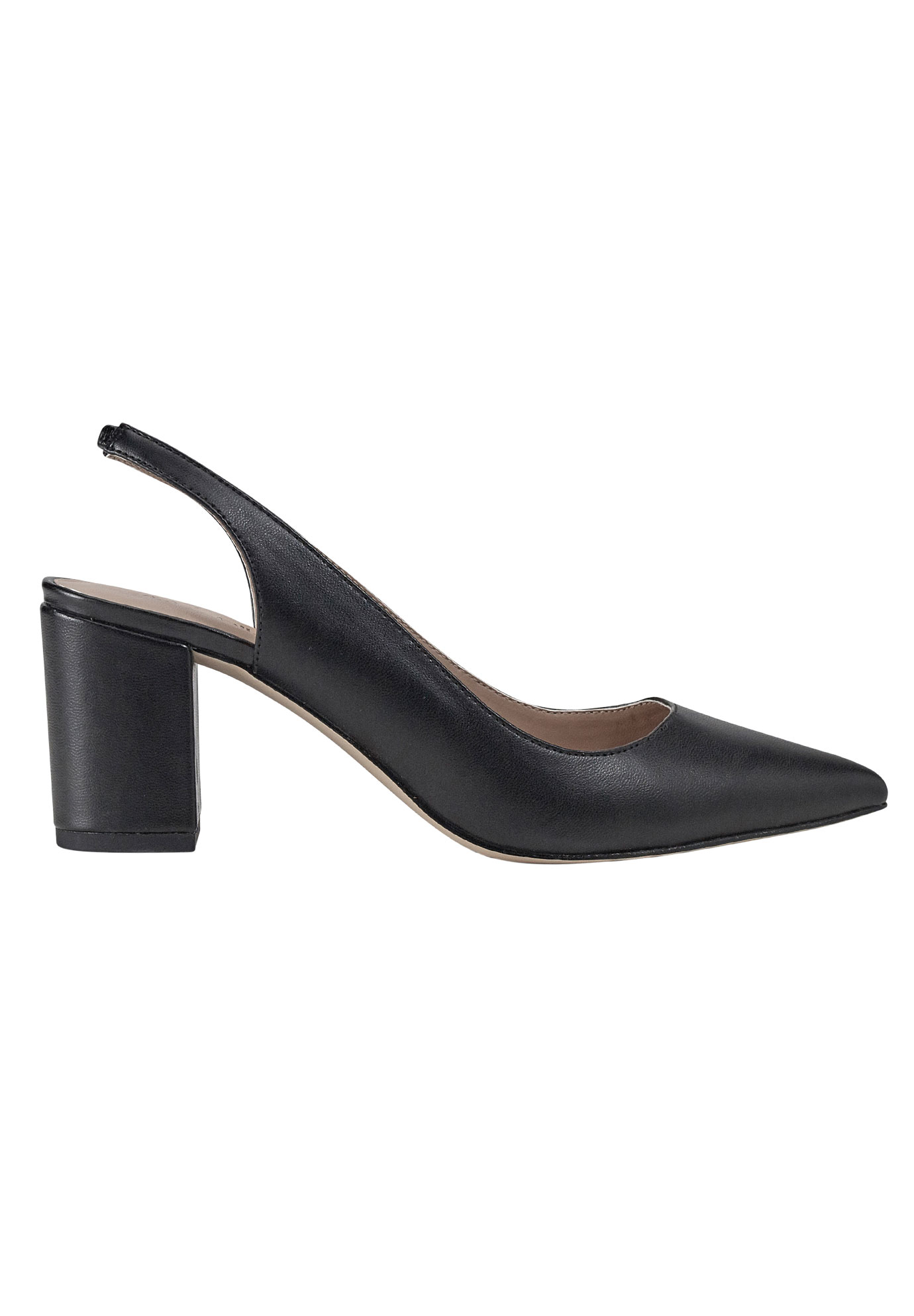 Slingback Pointed Toe Pumps by ellos®,