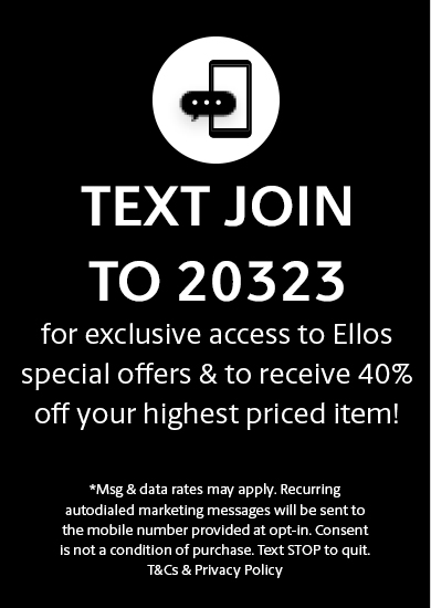 Text JOIN to 2323 for exclusive access to special offers, new arrivals and more!