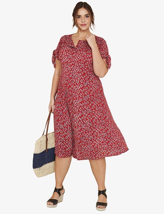 shop A-line dresses