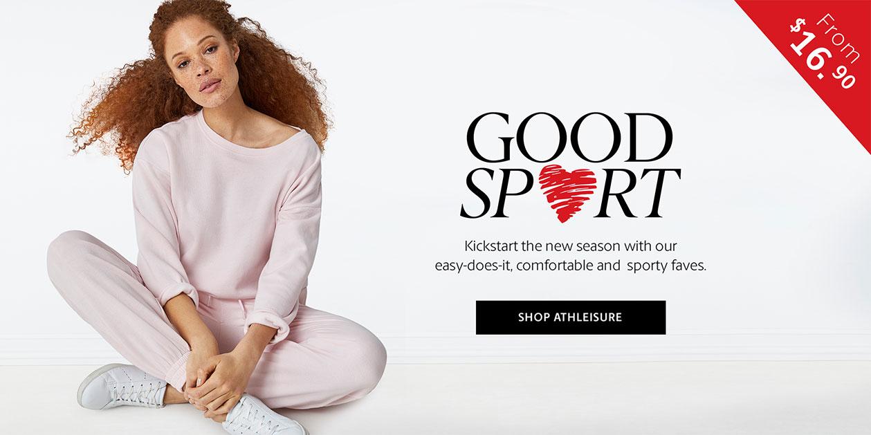 shop Ellos Athleisure