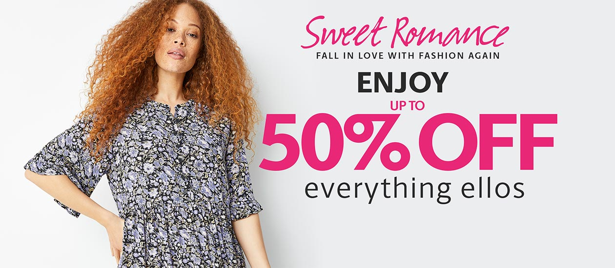Summer's for dressing up to 40% Off everything Ellos