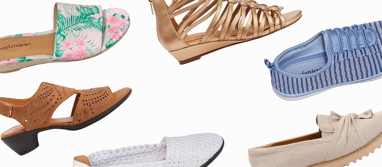 Shop Comfortview shoes & Boots